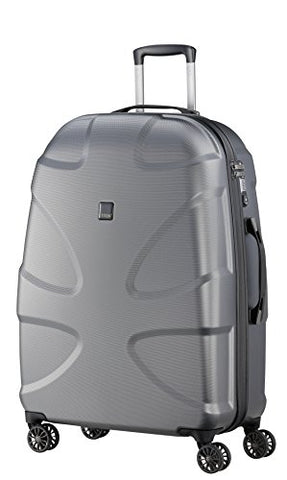 "Titan X2 Hard Luggage Large 30"" Spinner (Gunmetal)"