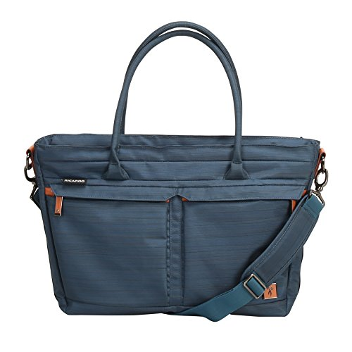 Ricardo Beverly Hills San Marcos 18-Inch Shopper Tote, Midnight Teal