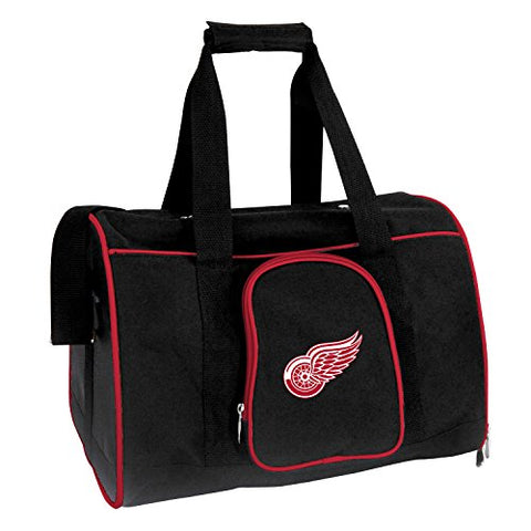 Nhl Detroit Red Wings Premium Pet Carrier