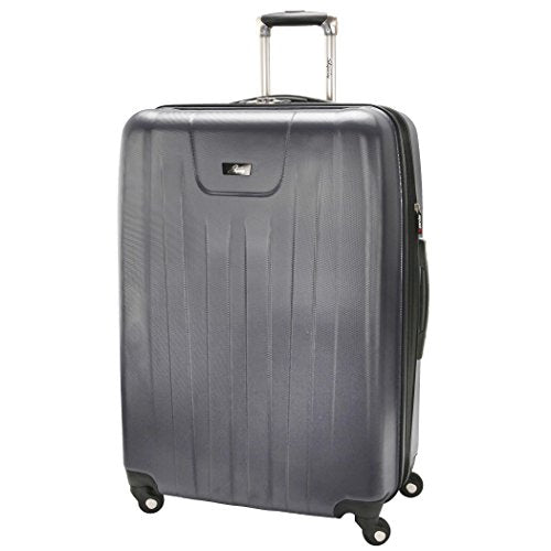 Skyway Nimbus 2.0 28-Inch 4 Wheel Expandable Upright, Silver