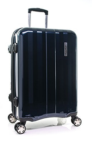 "Calvin Klein Excalibur 25"" Expandable Hardside Spinner, Navy"