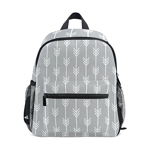 GIOVANIOR Tribal Arrow Travel School Backpack for Boys Girls Kids