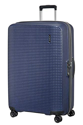Samsonite Suitcase, dark blue