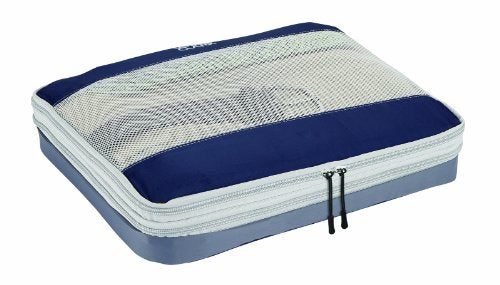 Lewis N. Clark Featherlight Expandable Packing Cube, Midnight, One Size