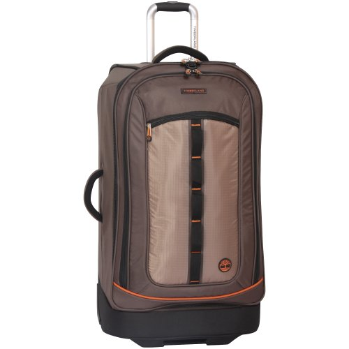 Timberland Luggage Jay Peak 30 Inch Wheeled Upright, Cocoa, One Size