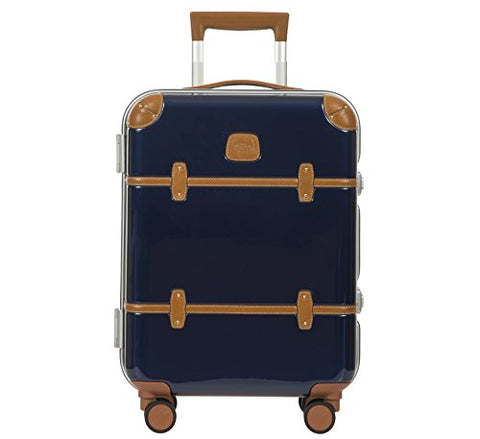 Bellagio Metallo 2.0 International 21Inch Carry On Spinner Trunk
