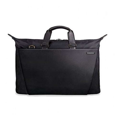 Briggs & Riley Sympatico Weekender, Black, One Size
