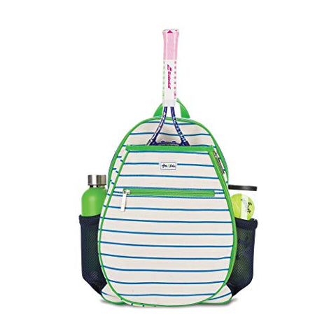 Ame & Lulu Tennis Camper Backpack, Quinn