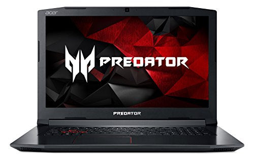"Acer Predator Helios 300 Gaming Laptop, Intel Core I7, Geforce Gtx 1060, 17.3"" Full Hd, 16Gb"