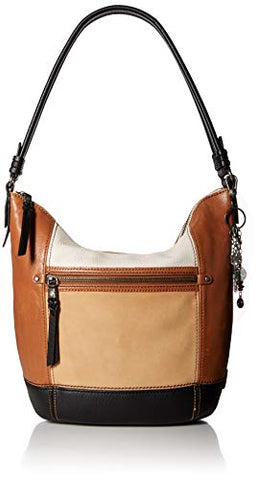 The Sak Sequoia Hobo Bag, Neutral Block