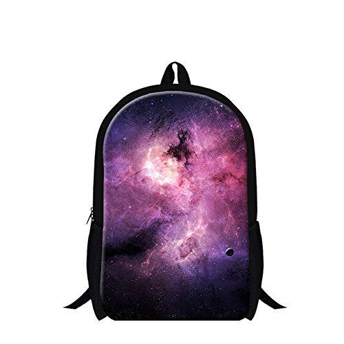 CrazyTravel Shoulder School Book Bag Backpack for Teens Boys Girls Middle High School Students