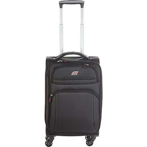 "Andare Buenos Aires 20"" 4 Wheel Spinner Upright (Black)"