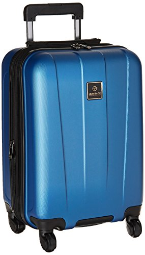 "Heritage Travelware Gold Coast 25"" Upright Suitcase, Blue"