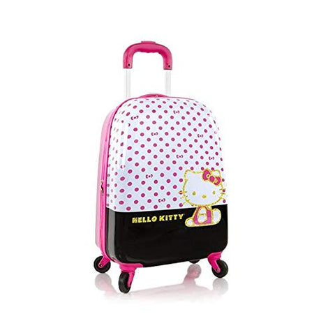 HEYS HELLO KITTY TWEEN SPINNER KID'S LUGGAGE