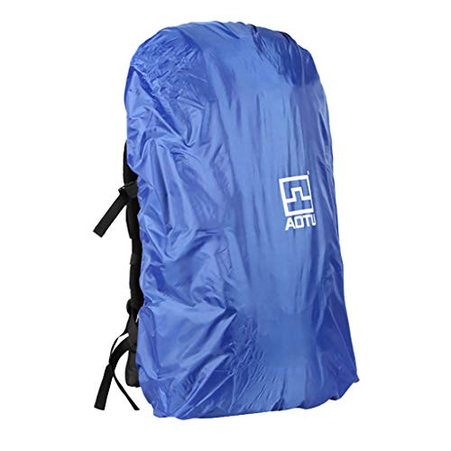 AutumnFall Portable Outdoor Hiking Waterproof Backpack Mountaineering Bag Rainproof Cover Bag