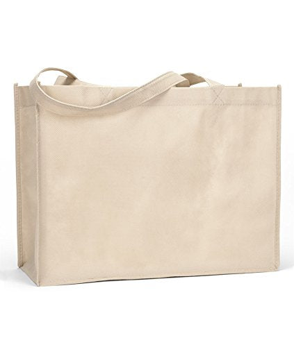 Ultra Club A134 ® Junior Deluxe Tote - One - Grey