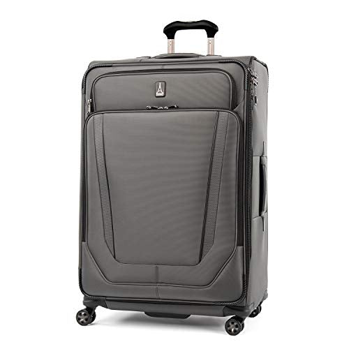 "Travelpro Crew Versapack 29"" Expandable Spinner Suiter, Titanium Grey"