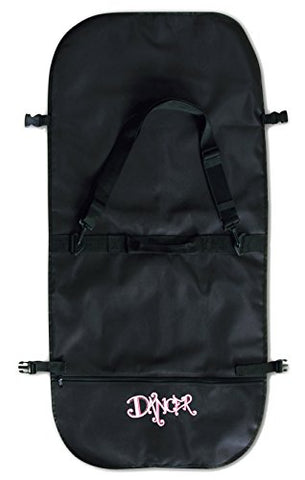 Danshuz Black Bling Dancer Garment Bag