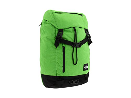 The North Face Pre-Hab Backpack - Glo Green/Black