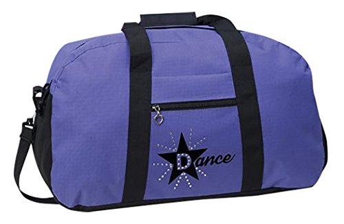 Purple Star Dance Bag