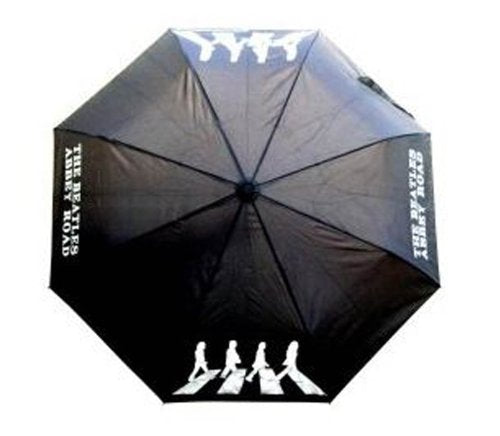 The Beatles Abbey Road Black Umbrella