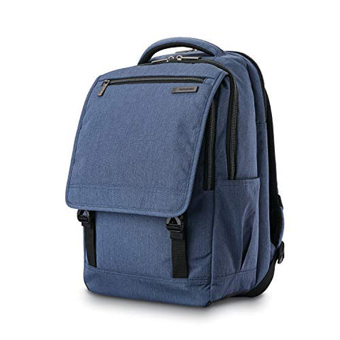 Samsonite Modern Utility Paracycle Backpack Laptop, Blue Chambray One Size