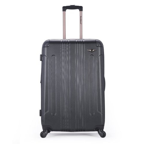 "Rockland Hard, 28"" Spinner Luggage, Black"