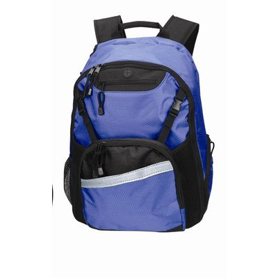 Tennis Backpack Color: Blue