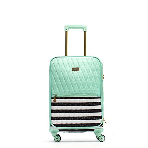 Macbeth Women'S Madison 21In Rolling Luggage Suitcase, Mint