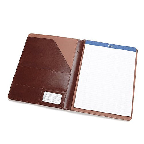 Royce Leather Royce Leather Aristo Padfolio (British Tan)