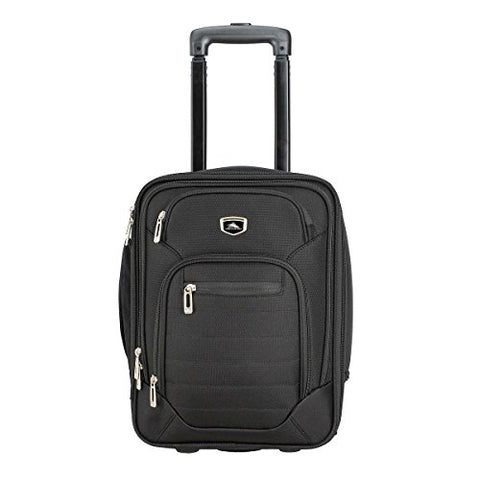 High Sierra Underseat Carry-On Tote Black