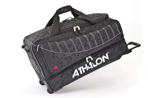 Athalon Luggage The Glider 29 Inch Wheeling Duffel, Night Vision, One Size
