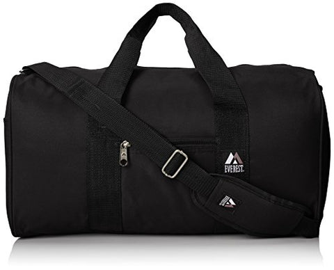 Everest Basic Gear Bag Standard, Black, One Size