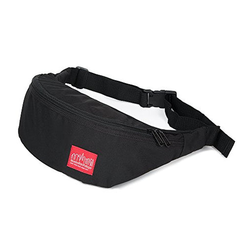 Manhattan Portage Downtown Roadie Waist Bag (Black)