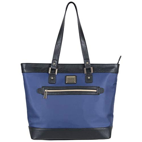 "Kenneth Cole Reaction Women's Runway Call Nylon-Twill Top Zip 16"" Laptop & Tablet Business Tote,"