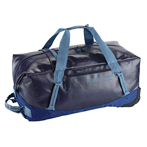 Eagle Creek Migrate Wheeled Duffel 110l Bag, Arctic Blue, One Size
