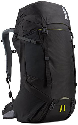 Thule Men'S Capstone Hiking Backpack, Obsidian, 50 L