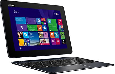 ASUS Transformer Book Chi 10.1-Inch Ultraslim All-Aluminum Detachable Touchscreen 2-in-1, 32 GB