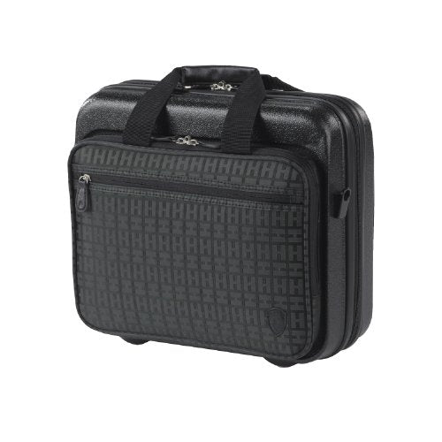 Heys Luggage Signature Collection Business Case Toiletries Bag, Black, One Size