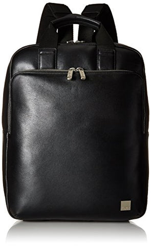 Knomo Luggage Brompton Dale Tote Backpack 15-Inch, Black, One Size