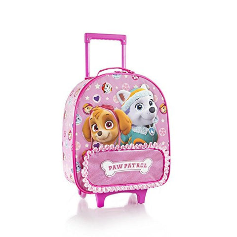 Heys Nickelodeon Paw Patrol Softside Girls Luggage 19""
