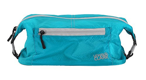 Lewis N Clark Electrolight Toiletry Kit, Bright Blue, One Size