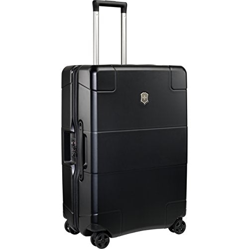 Victorinox Lexicon Hardside Medium 8-Wheel Travel, Black