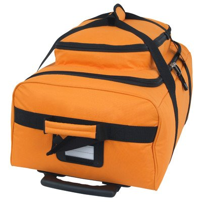 Mercury Luggage Micro Monster Bag, Orange