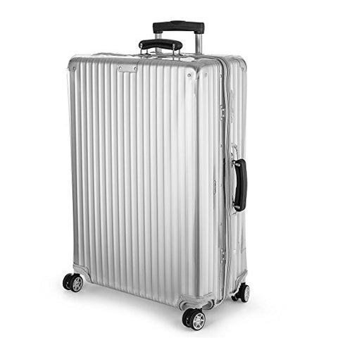 Luggage Skin Protector Clear Pvc Transparent Cover For Rimowa Classic Flight Series (For