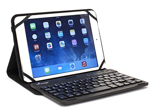M-Edge Universal Sm Folio Plus Pro Keyboard (U7-Fpr-Mf-B)