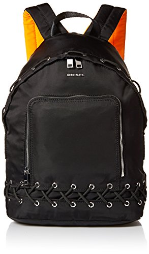 Diesel Men's Superpass Back Backpack, Black