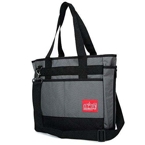 Manhattan Portage Downtown Todt Hill Tote Bag (Grey)