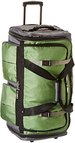 Athalon 29 Inch 15-Pocket Duffel, Grass Gray, One Size