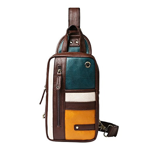 Tidog Korean Fashion Tide Male Chest Bag